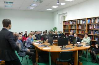 Семинар SCOPUS в БГПУ им.М.Танка