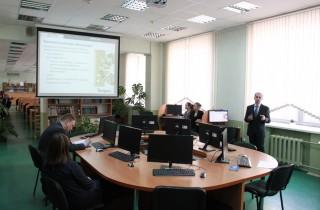 семинар в БГПУ им.М.Танка