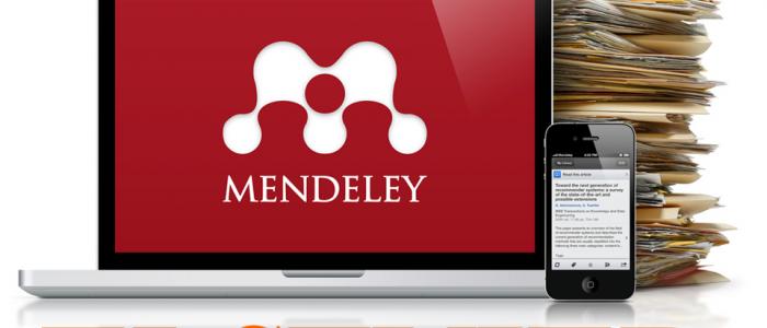 Elsevier и Mendeley
