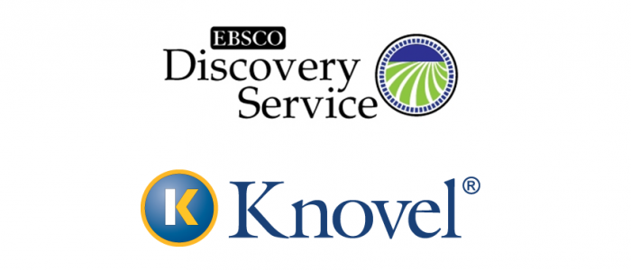 Knovel доступен через EBSCO Discovery