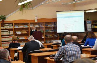 Семинар Elsevier в БГМУ