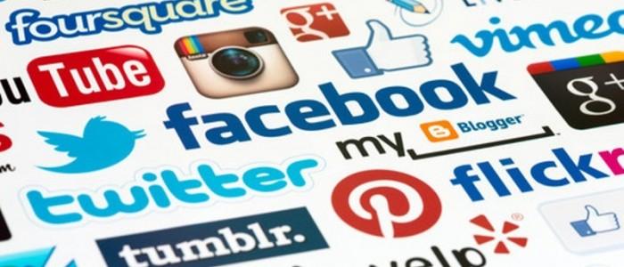 Делсар теперь в Facebook, Twitter и ВКонтакте