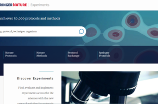 Springer Nature Experiments
